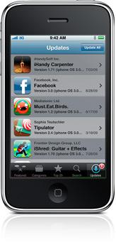 Update App Store