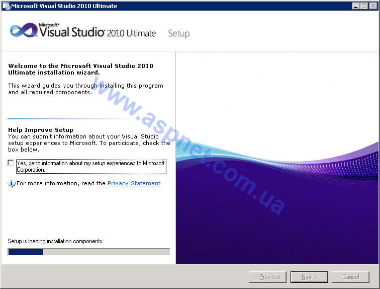 ms visual studio 2010